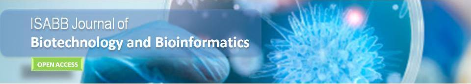 ISABB Journal of Biotechnology and Bioinformatics