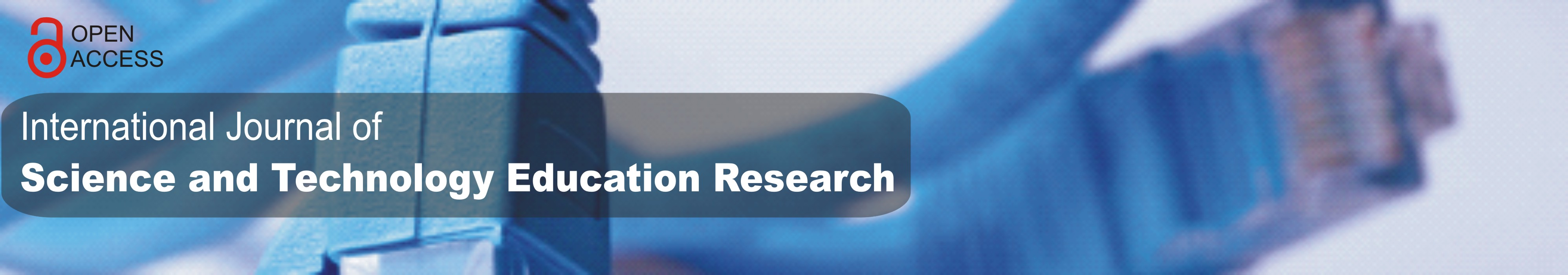 International Journal of Science and Technology Education Research