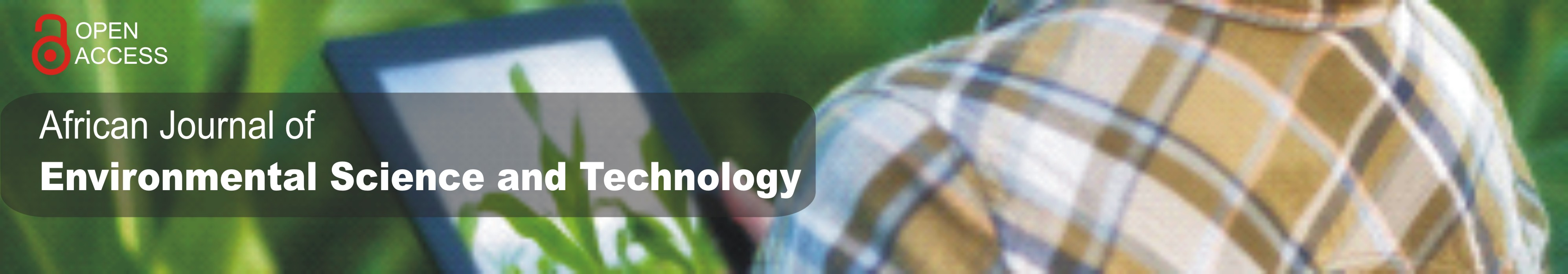African Journal of Environmental Science and Technology