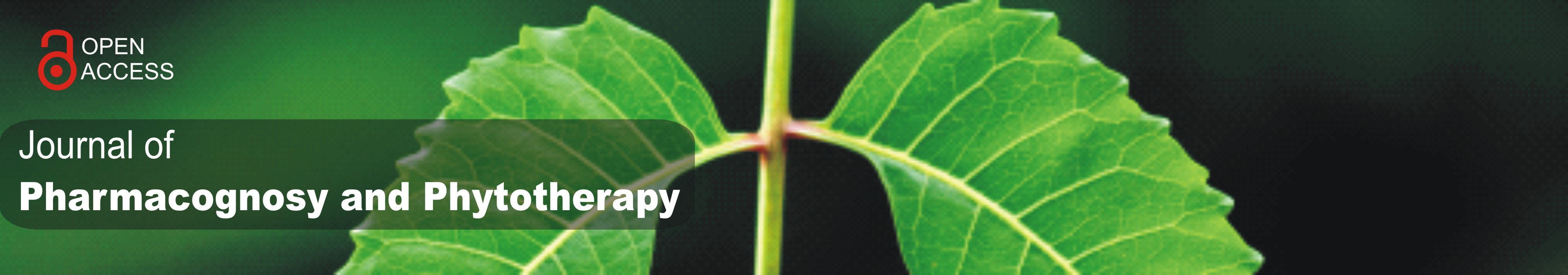Journal of Pharmacognosy and Phytotherapy