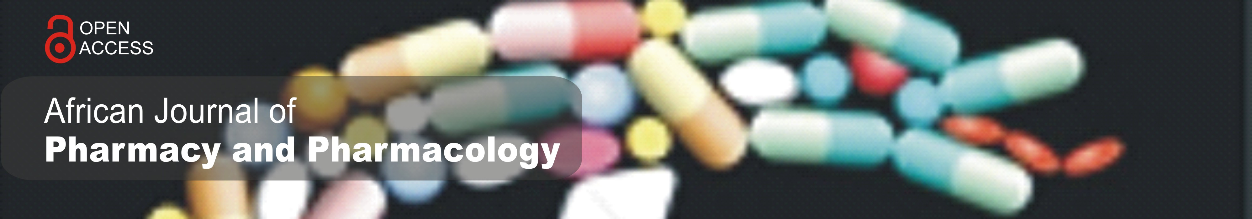 African Journal of Pharmacy and Pharmacology