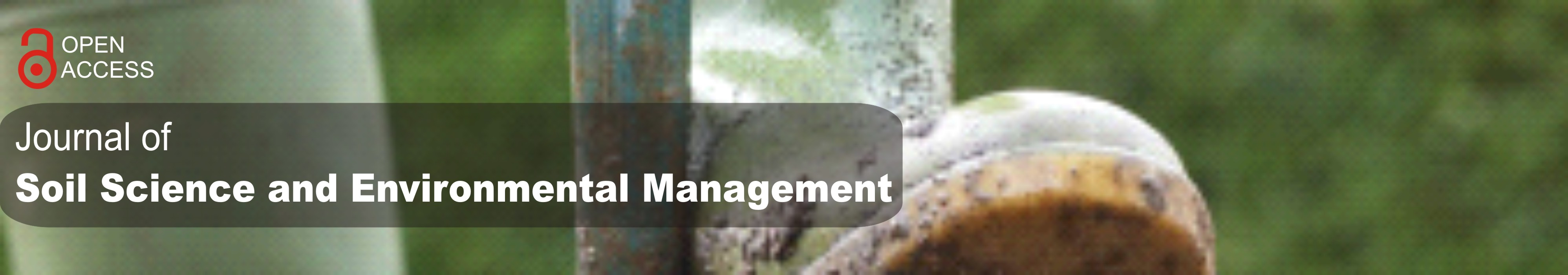 Journal of Soil Science and Environmental Management
