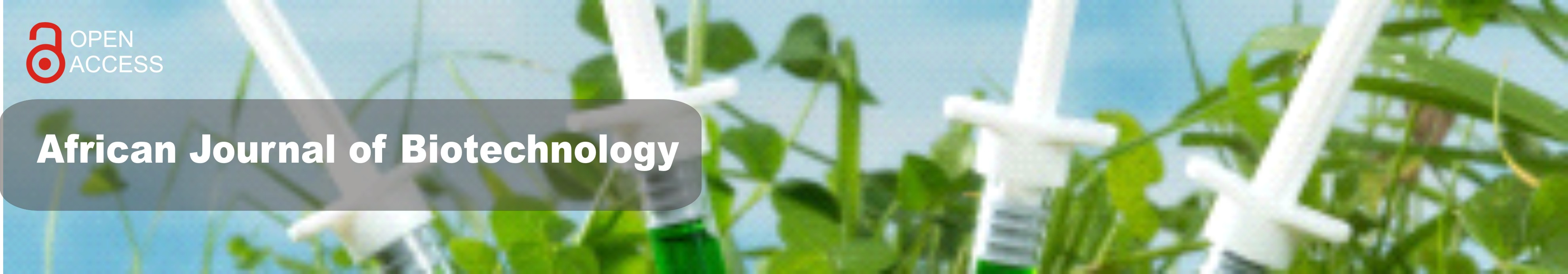 African Journal of Biotechnology
