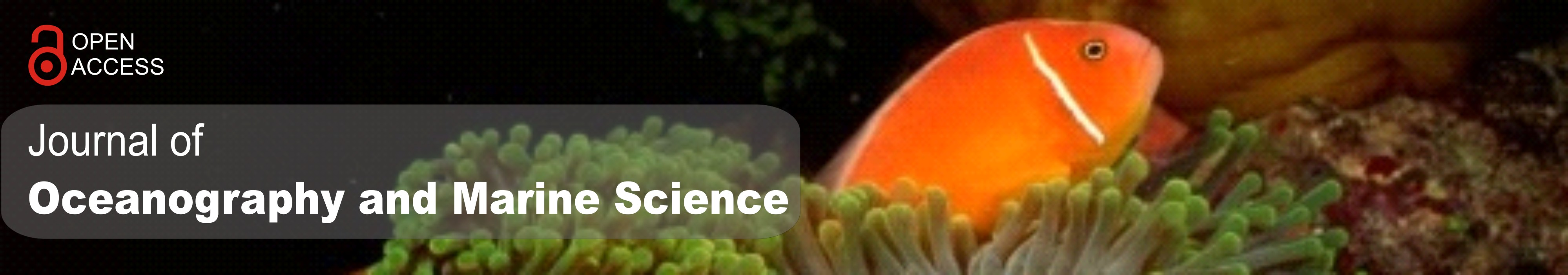 Journal of Oceanography and Marine Science