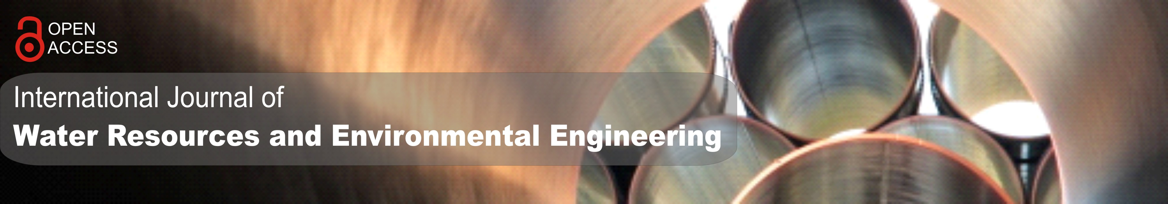 International Journal of Water Resources and Environmental Engineering