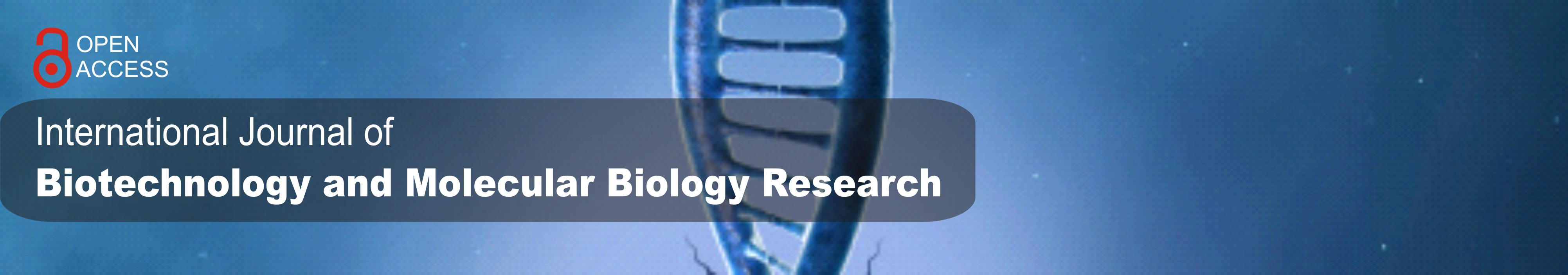 International Journal of Biotechnology and Molecular Biology Research