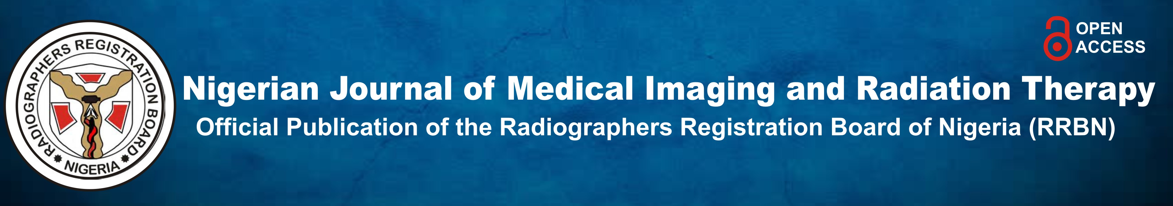 Nigerian Journal of Medical Imaging and Radiation Therapy