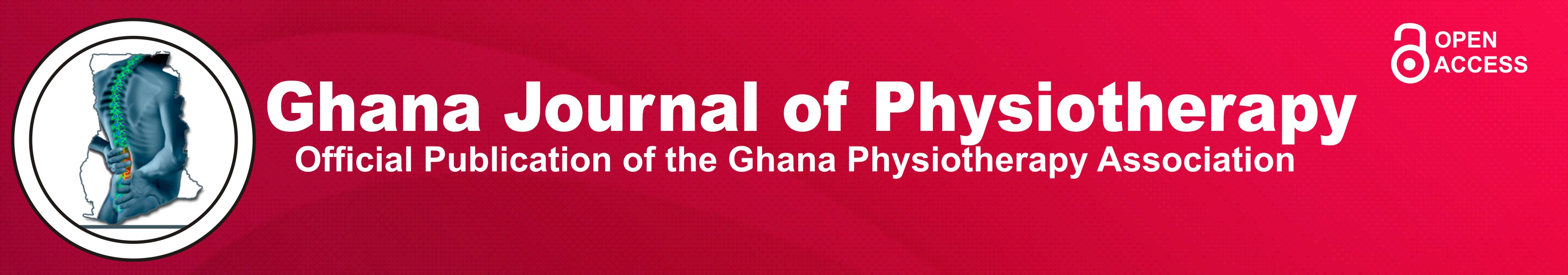 Ghana Journal of Physiotherapy