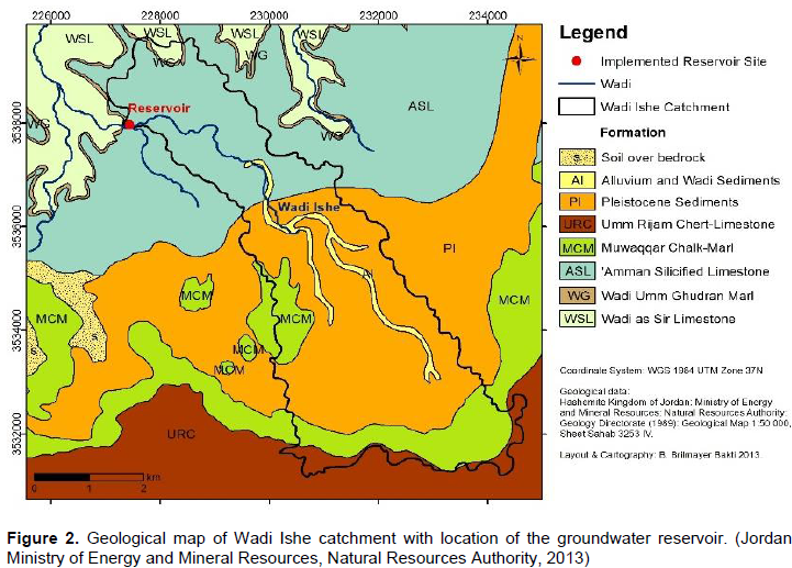 Scientific Research and Essays water harvesting groundwater